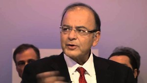 Jaitley's goal in life (a poem)