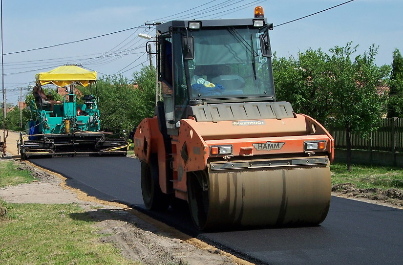 road-making