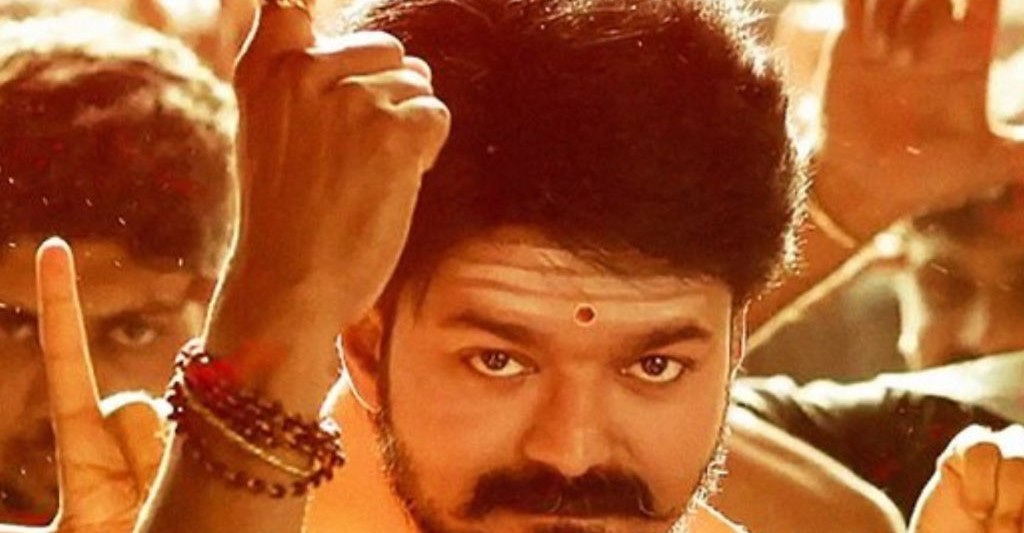 Tamil superstar Vijay