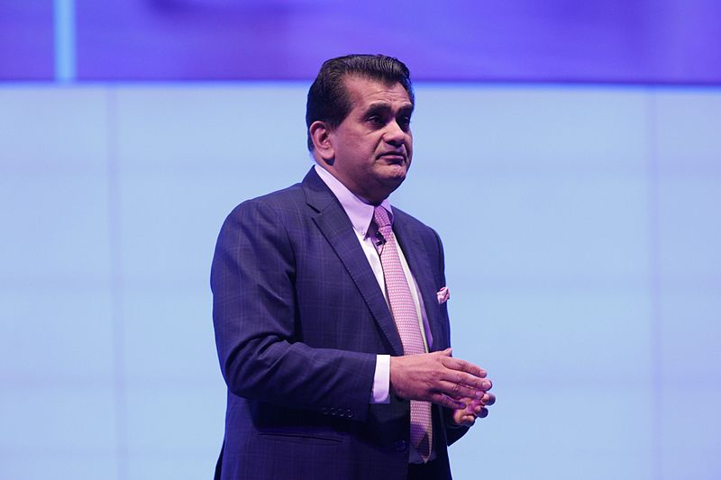 Niti's Amitabh Kant urges PE funds to invest in privatization