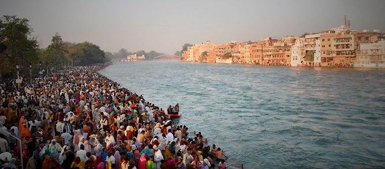 Kumbh Mela 2010, Haridwar