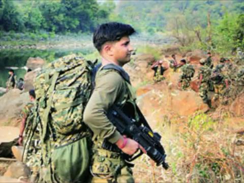 Attack in Chhattisgarh shows Naxal menace is still there