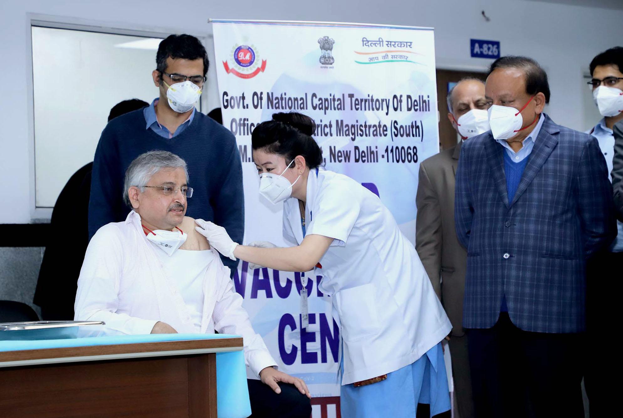 Control mindset, Swadeshi hamper vaccination drive