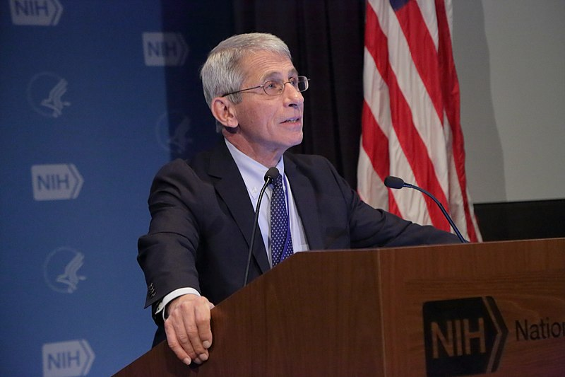 Anthony S. Fauci, NIAID Director