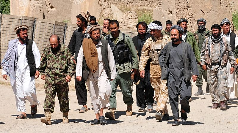 Taliban gain strength as US forces move out of Afghanistan