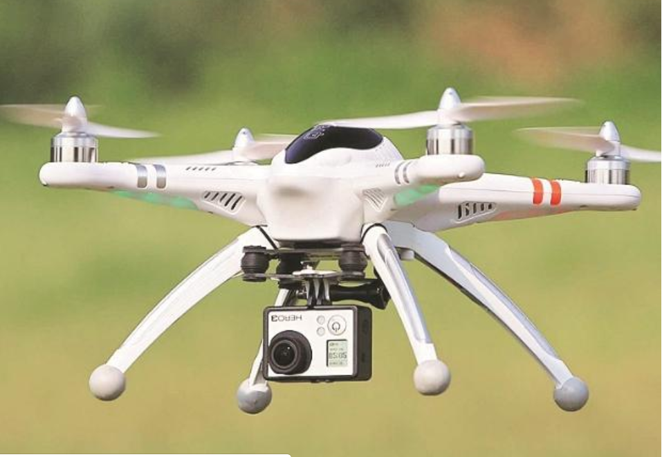10 entities get drone use permission