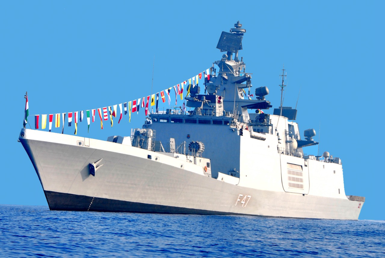 Eastern Fleet ships to exercise with South East Asian navies