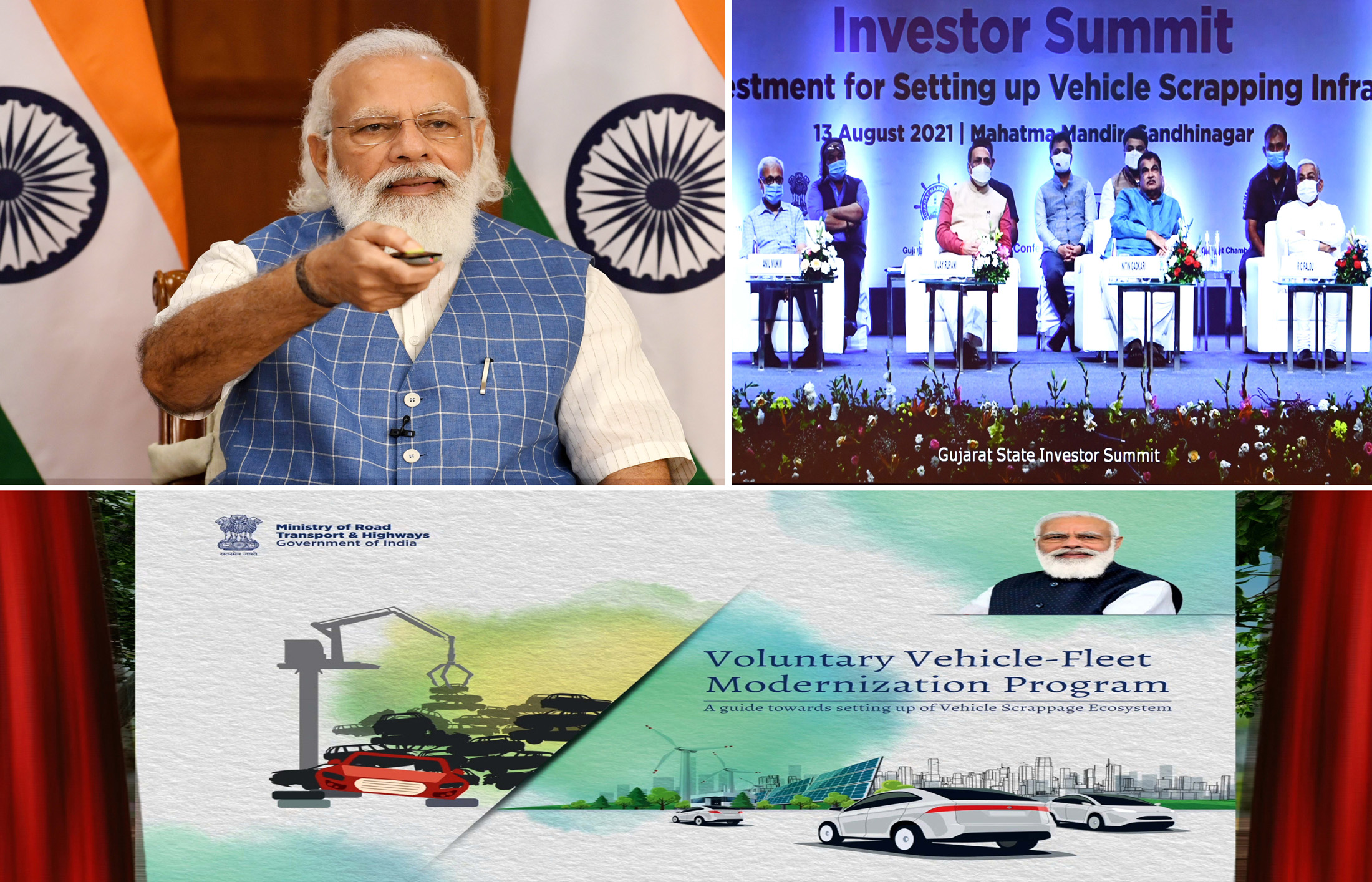 PM launches vehicle scrapping policy